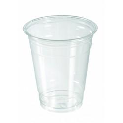 Ποτήρι PET ΔΙΑΦΑΝΟ 400ml 50τ