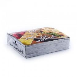 Κουτί waffle Z64 Μιας χρήσης αναλώσιμα