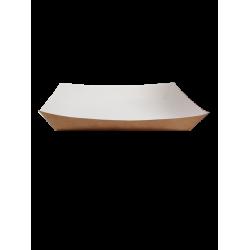 Σκαφάκι craft μεγάλο 125τ Σκεύη φαγητού χάρτινα