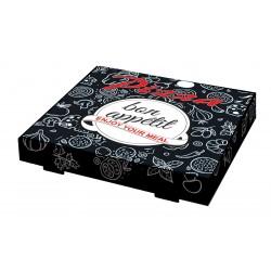 Κουτί μαύρο pizza mikrowelle 100 τ