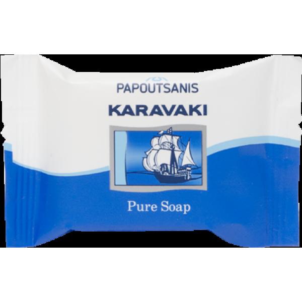 Karavaki σαπούνι 25gr * 400τ