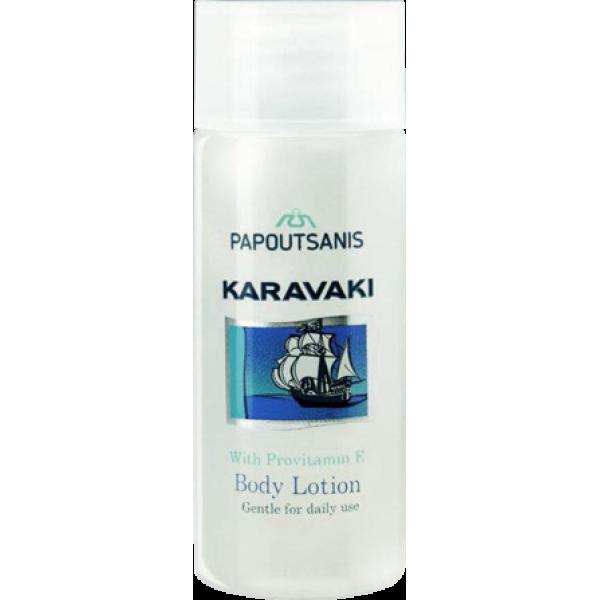 Karavaki κρέμα σώματος 35ml * 201τ