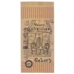 Χαρτοσακούλα Κράφτ Bakery 20 X 43 1kg