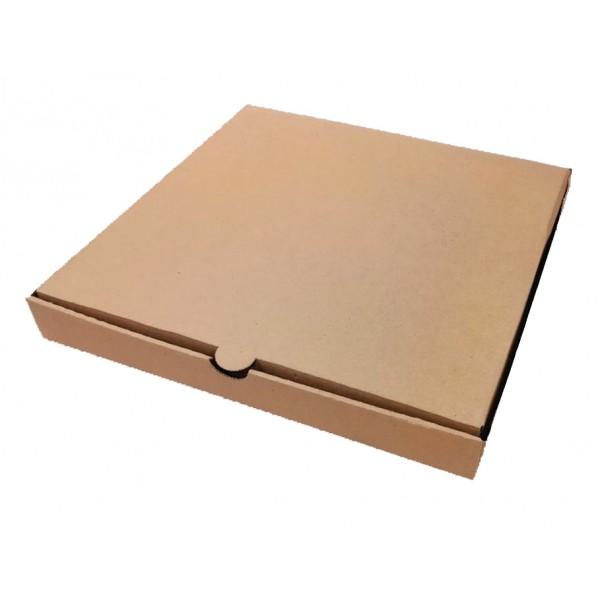 Κουτί craft ατύπωτο pizza mikrowelle 35cm 100 τ