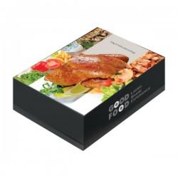 Κουτί ψητοπωλείου κοτόπουλο μεγάλο Z66 1kg Μιας χρήσης αναλώσιμα
