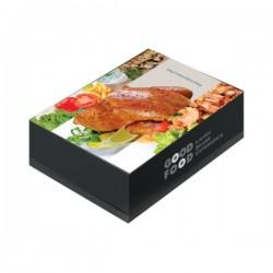 Κουτί ψητοπωλείου κοτόπουλο μεσαίο Z67 1kg Μιας χρήσης αναλώσιμα