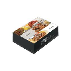 Κουτί ψητοπωλείου ποικιλία μικρή Ζ70  1kg Μιας χρήσης αναλώσιμα
