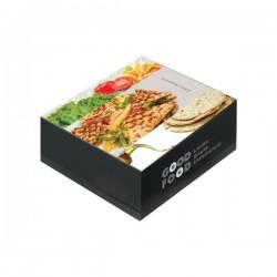 Κουτί ψητοπωλείου σκεπαστή Νο 26 Ζ80 1kg Μιας χρήσης αναλώσιμα