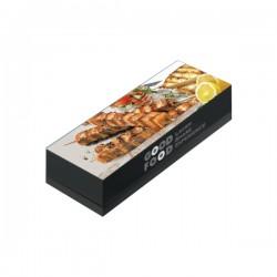 Κουτί ψητοπωλείου καλαμάκι Ζ68 1kg Μιας χρήσης αναλώσιμα