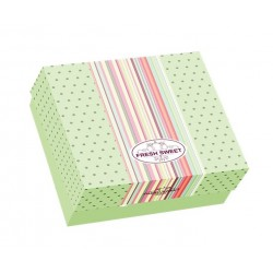 Κουτί Ζαχαροπλαστείου Fresh sweet μεταλιζέ Νο 15